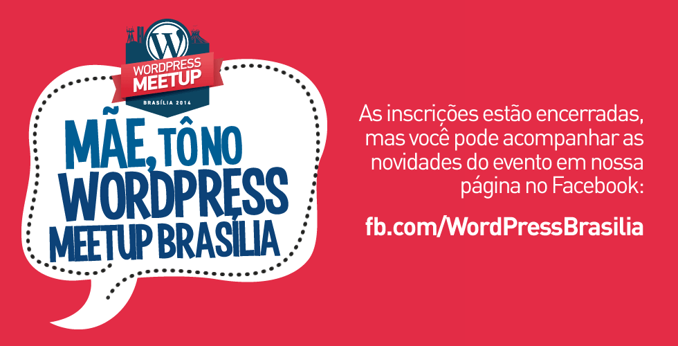 Wordpress Meetup Brasília